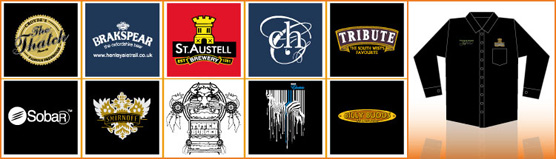 image of brewery and pub logos