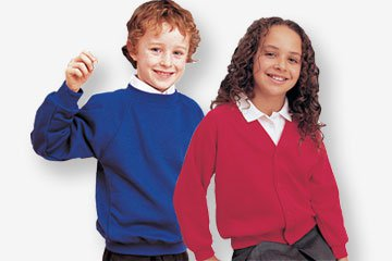 Kids schoolwear and Collegewear